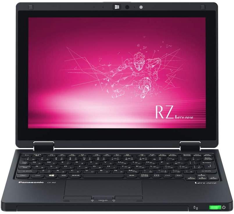 Panasonic Let's note RZ8 ノートパソコン10.1型